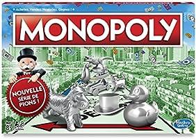 Monopoly Edition Vintage, jeu de société Hasbro Gaming
