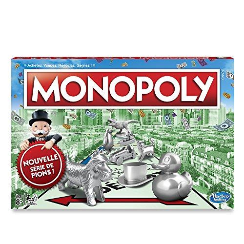 Monopoly Classique - Jeu de societe - Jeu de plateau - Versi