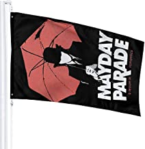 not MayDay Parade Flag Outdoor Flags 100% Single-Layer Polyester 3x5 Ft