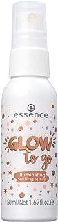Essence Glow To Go Illuminating Setting Spray