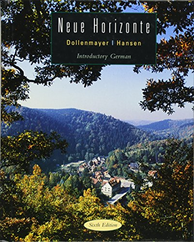 Neue Horizonte 6th Ed