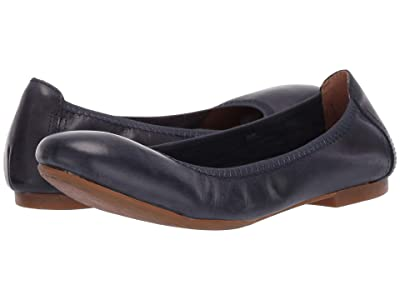 Born Julianne (Navy Full Grain Leather) Women