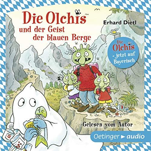 Die Olchis und der Geist der blauen Berge cover art
