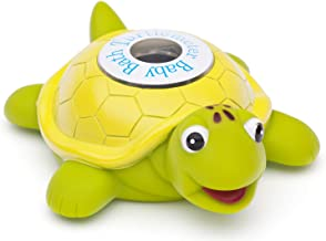 Turtlemeter, The Baby Bath Floating Turtle Toy and Bath Tub Thermometer