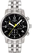 Tissot Men's T17158652 PRC 200 Chronograph Watch