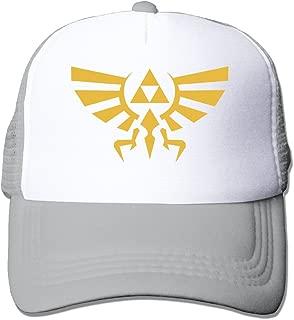 Legend Of Zelda Skyward Sword Triforce Logo Adjustable Hat Black