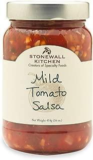 Stonewall Kitchen Mild Tomato Salsa, 16 Ounces