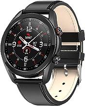 Bluetooth call smart horloge, mannen volledige touchscreen ip68 waterdichte fitness tracker, Smart horloge muziekspeler sp...
