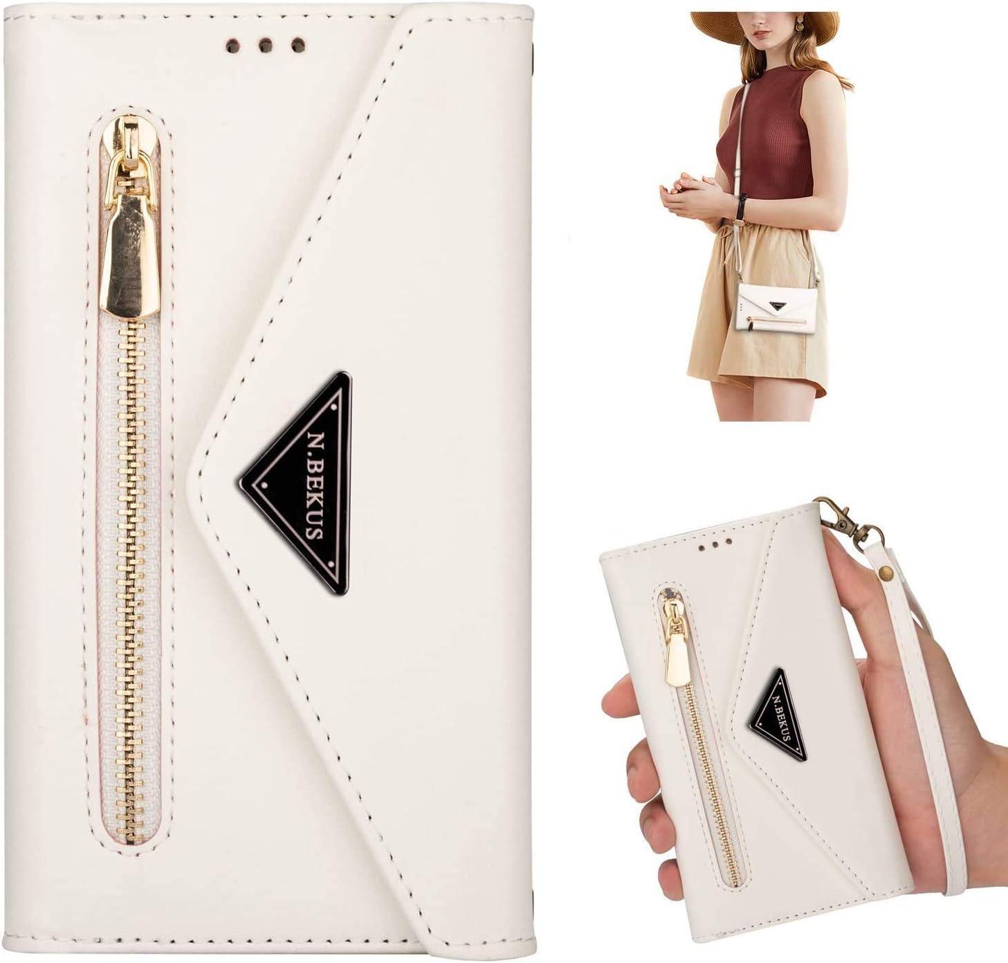 New item PHEZEN Crossbody Phone NEW Case for Samsung Wallet A10e A20e Galaxy