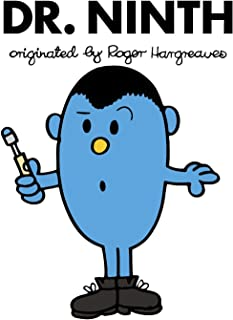 Dr. Ninth (Doctor Who / Roger Hargreaves)