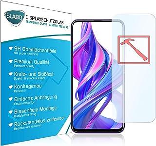 Slabo Premium härdat glas skärmskydd för Honor 9X | 9X Pro | Huawei P Smart Pro | P Smart Z | Y9 Prime 2019 äkta härdat gl...