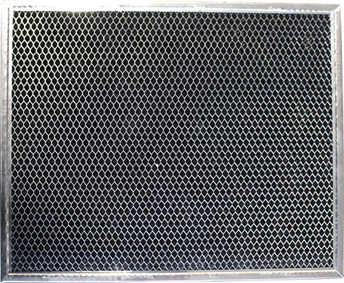 Carbon Range Filter Compatible With Broan 99010353, Broan 99010354, Broan BPPF30,C-61781;10-7/8 x 15-5/16 x 3/32; 1 Pack