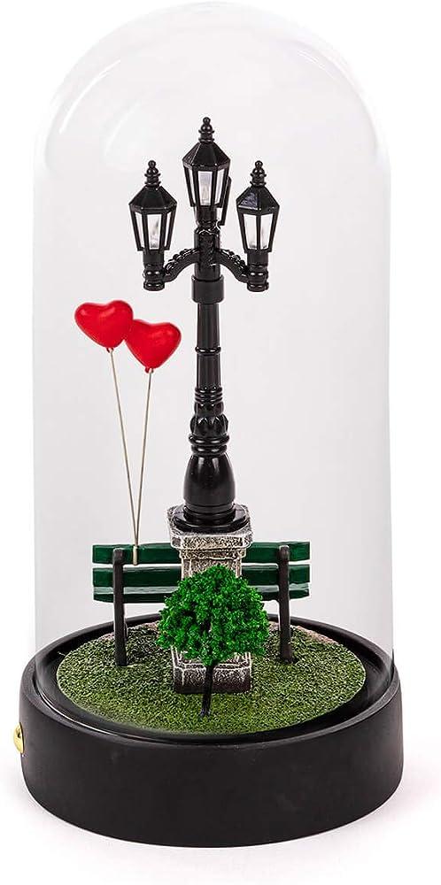 Seletti,lampada da tavolo,my little valentine,in resina termoplastica DM14187