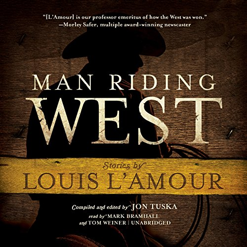 Man Riding West  Audiolibri