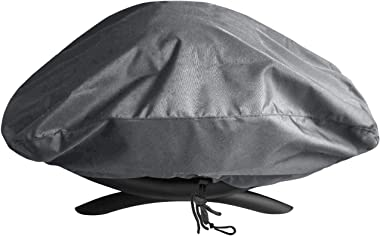 EPCOVER Portable Grill Cover for Weber Q2000, Q200 Series and Baby Q Gas Grill, Compared to Weber 7111, All Weather Protection,Gray