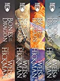 The Complete Dragonships of Vindras Series: (Bones of the Dragon, Secret of the Dragon, Rage of the Dragon, Doom of the Dragon) (English Edition)
