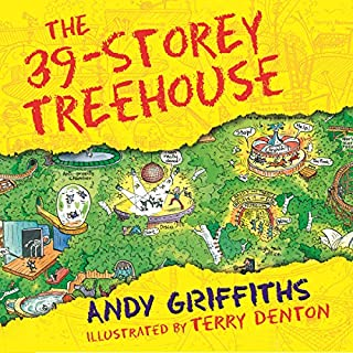 The 39-Storey Treehouse cover art