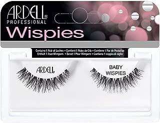 (3 Pack) ARDELL False Eyelashes - BABY Wispies Black