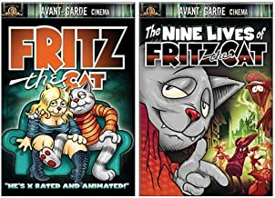 Fritz the Cat / The Nine Lives of Fritz the Cat (2 Pack DVD Set)