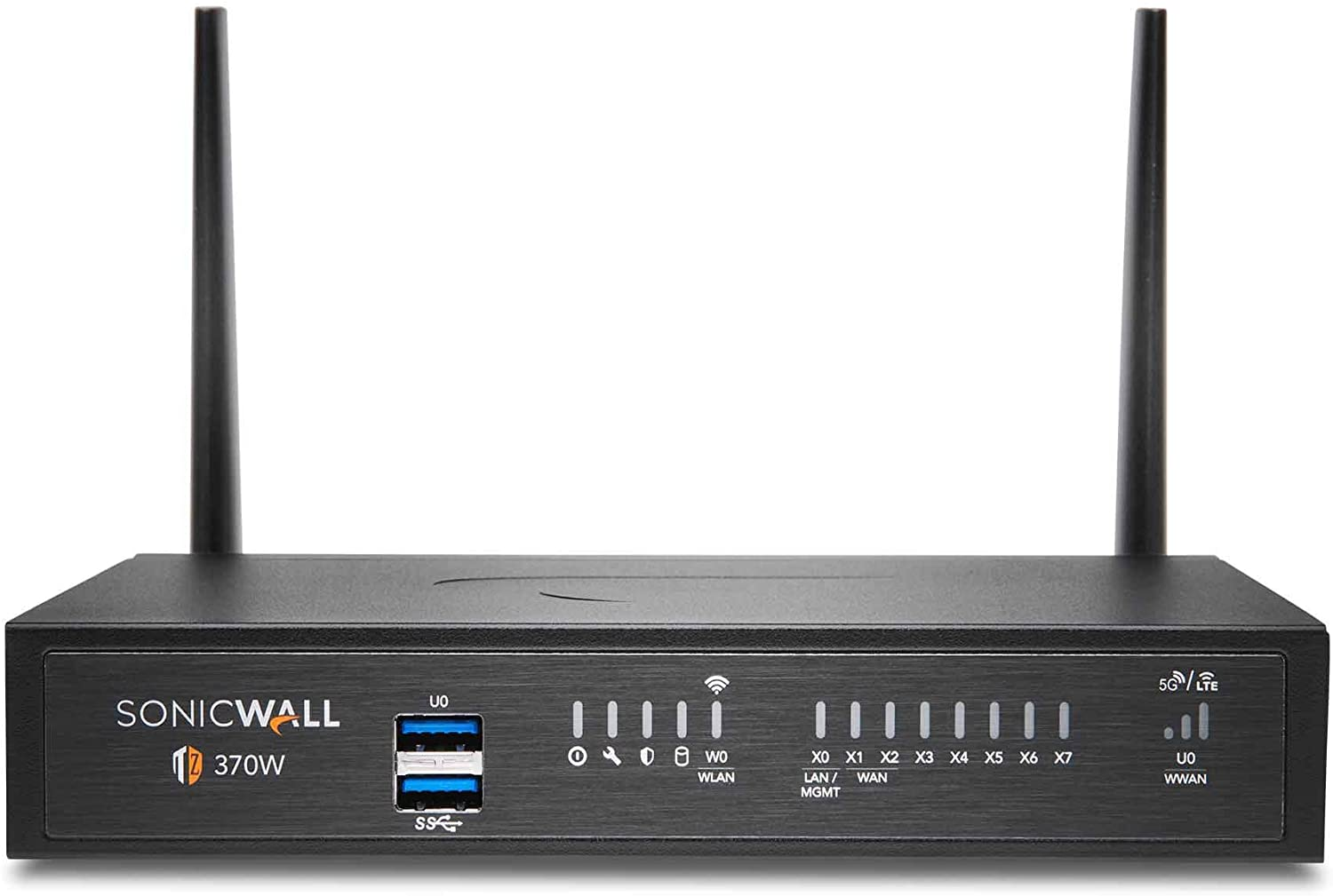 SonicWall TZ370 Wireless AC Secure Upgrade Plus 2YR Essential Edition (02-SSC-6832)