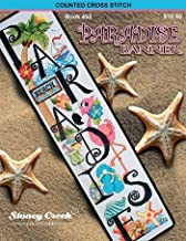 Paradise Banner (Book 458) Cross Stitch CHart
