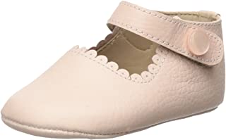 Elephantito Kids' Baby Mary Jane Crib Shoe