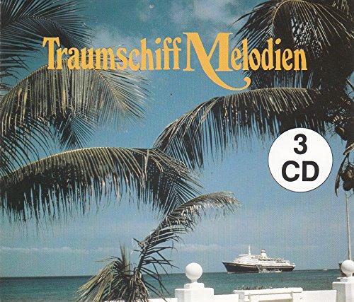 3-CD-Box Traumschiffmelodien