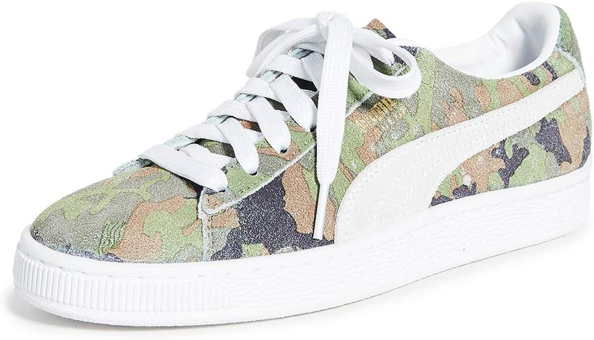 PUMA Women's Suede Classic Ambush Sneakers