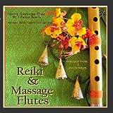 Reiki & Massage - Flutes (Native American Flute & Tibetan Bowls for Massage, Yoga, Reiki, & New Age Spa) by 80- Minutes of Music