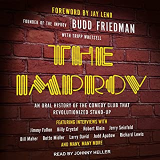 The Improv cover art
