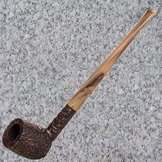 Savinelli Pipe: Ginger's Favorite Rusticated (104)