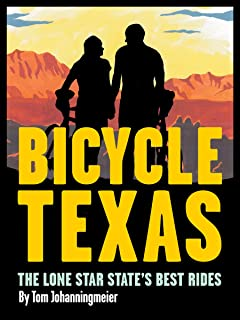 Bicycle Texas (Texas Pocket Guides)