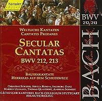 Bach:Secular Cantatas Bwv212