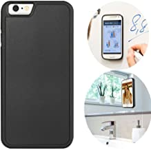 CloudValley iPhone 5s Case, Anti Gravity Phone Case for iPhone SE / 5s / 5 [Black] Magical Nano Can Stick to Glass, Whiteboards, Tile and Smooth Flat Surfaces