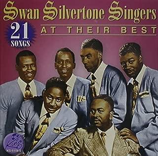 At Their Best-21 Songs by Swan Silvertones (2013-05-04)