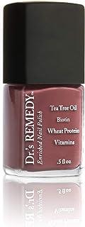 Dr.'s REMEDY Enriched Nail Polish, Mellow Mauve, 0.5 Fluid Ounce