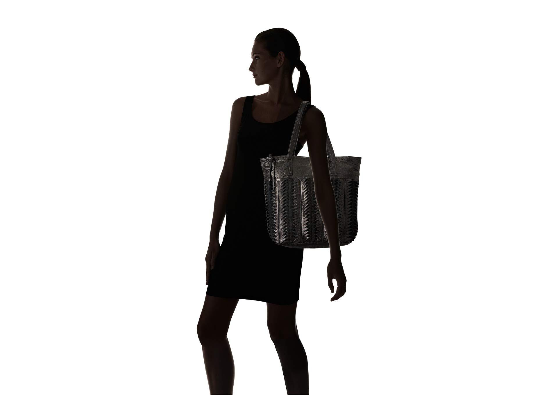 Linnly amp; Shopper Day Mood Black FqRwHv4H