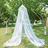 LOOPUINHOM Luxury Hanging Mosquito Net Bed...