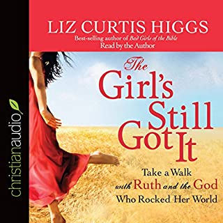 The Girl's Still Got It audiobook cover art