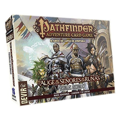 Devir - Pathfinder mazo de Personajes el Auge de los señores de Las runas (222647)