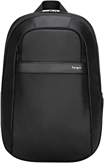 Targus Safire Plus Backpack Designed for School and Business Professional Commuter fit up to 15.6-Inches Laptop/Notebook, Black (TBB581GL)