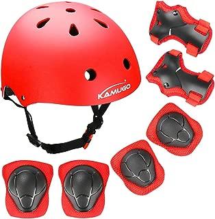 KAMUGO Kids Bike Helmet – Adjustable from Toddler to...