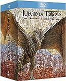 Juego De Tronos Temporada 1-6 Premium Blu-Ray [Blu-ray]
