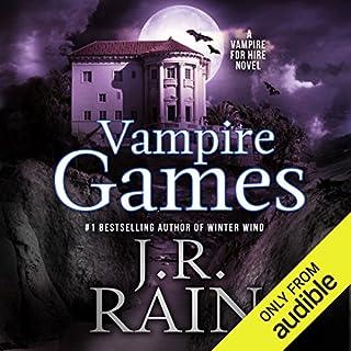 Vampire Games cover art