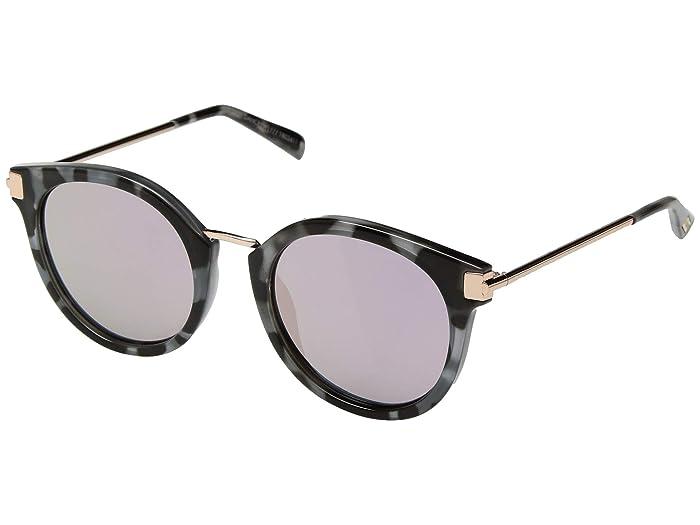 Le Specs Last Dance (Coal Tortoise) Fashion Sunglasses