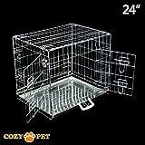 Cozy Pet Dog Cage 24