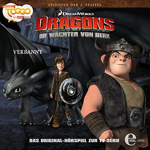 Verbannt. Das Original-Hörspiel zur TV-Serie: Die Wächter von Berk. Dragons 20