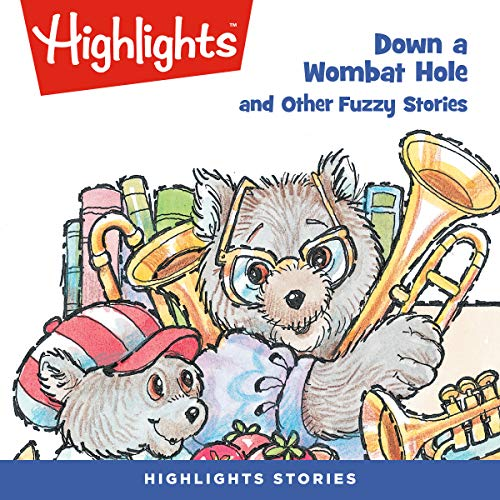 Down a Wombat Hole and Other Stories copertina