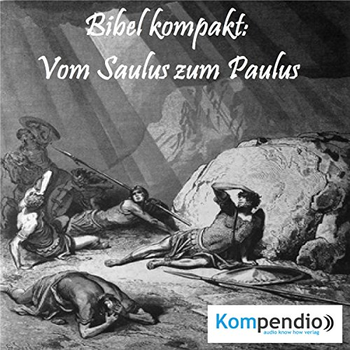 Vom Saulus zum Paulus audiobook cover art