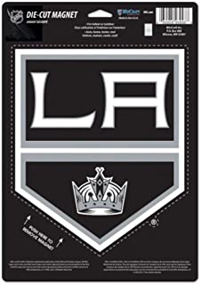 5 x 10 Wincraft NHL Los Angeles Kings Hanging Wood Sign with Rope